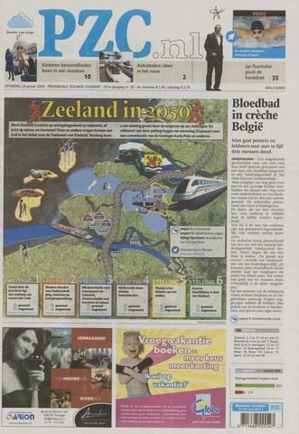 Provinciale Zeeuwse Courant 2009-01-24