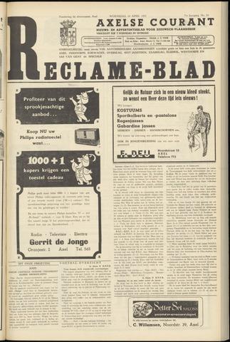 Axelsche Courant 1957-04-10