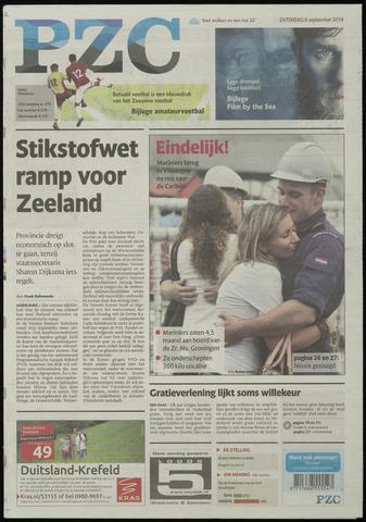 Provinciale Zeeuwse Courant 2014-09-06