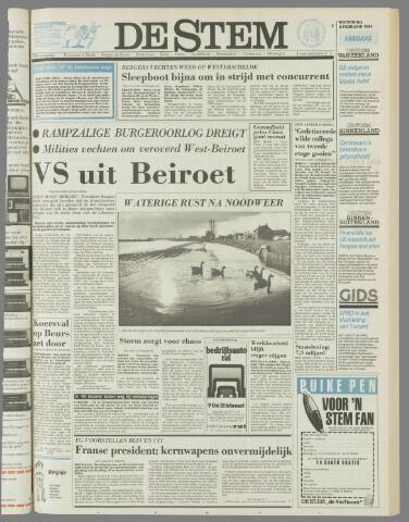 de Stem 1984-02-08
