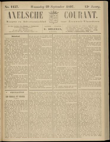 Axelsche Courant 1897-09-29