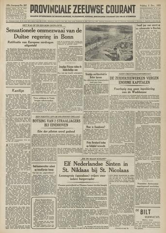 Provinciale Zeeuwse Courant 1952-12-05