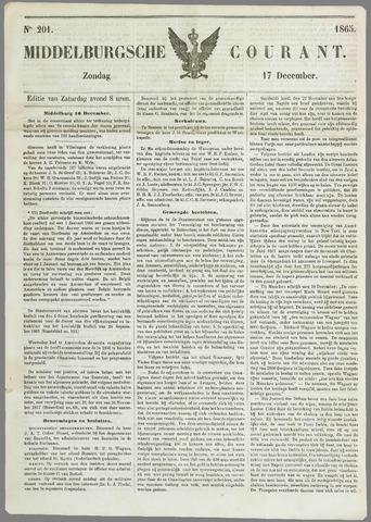 Middelburgsche Courant 1865-12-17