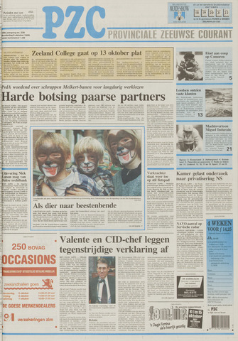 Provinciale Zeeuwse Courant 1995-10-05