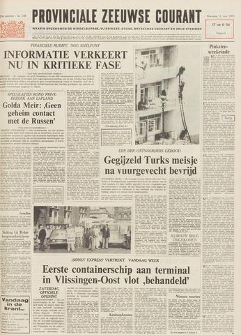 Provinciale Zeeuwse Courant 1971-06-02