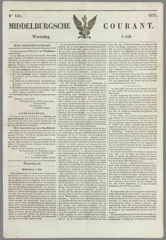 Middelburgsche Courant 1871-07-05