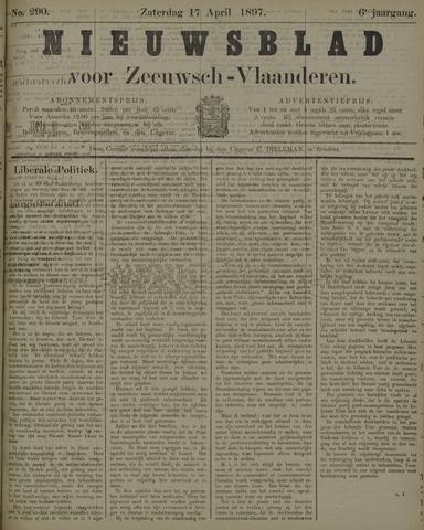 Nieuwsblad voor Zeeuwsch-Vlaanderen 1897-04-17