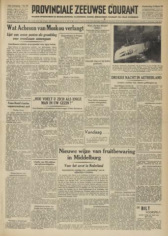 Provinciale Zeeuwse Courant 1950-03-16