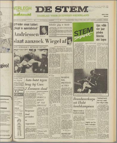 de Stem 1975-09-22