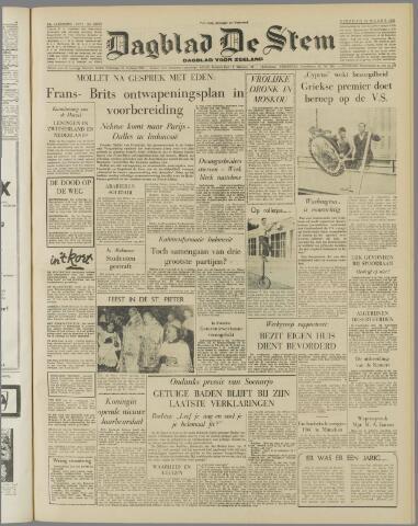 de Stem 1956-03-13