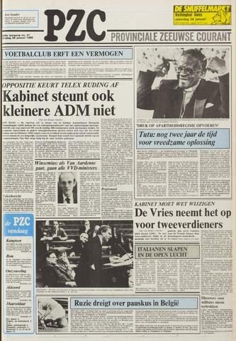 Provinciale Zeeuwse Courant 1985-01-25