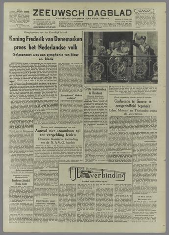 Zeeuwsch Dagblad 1954-04-27
