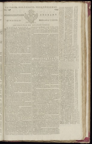 Middelburgsche Courant 1795-10-20