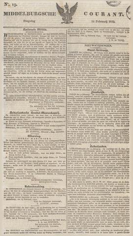 Middelburgsche Courant 1832-02-14