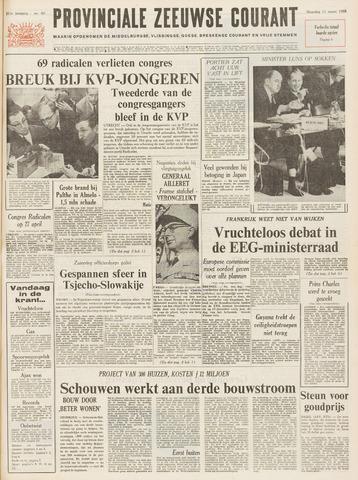 Provinciale Zeeuwse Courant 1968-03-11