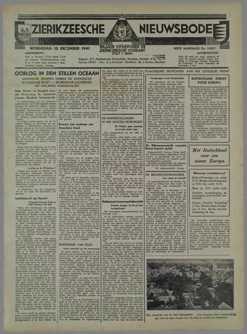 Zierikzeesche Nieuwsbode 1941-11-11