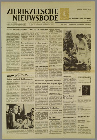 Zierikzeesche Nieuwsbode 1970-03-05