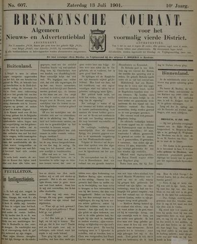 Breskensche Courant 1901-07-13