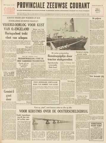 Provinciale Zeeuwse Courant 1965-08-28