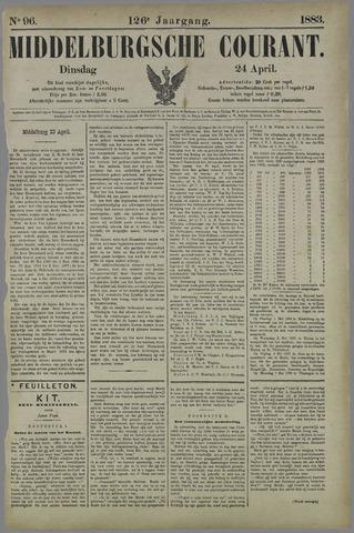 Middelburgsche Courant 1883-04-24
