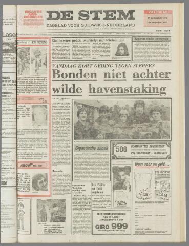 de Stem 1979-08-25