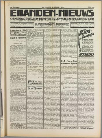 Eilanden-nieuws. Christelijk streekblad op gereformeerde grondslag 1940-03-16