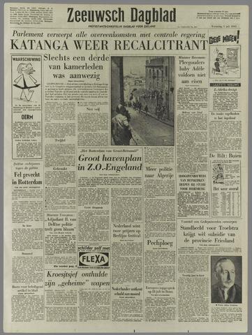 Zeeuwsch Dagblad 1961-07-05