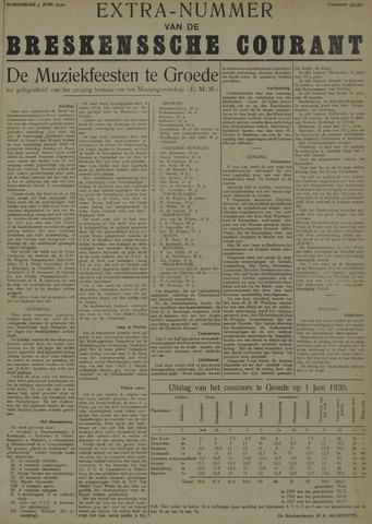 Breskensche Courant 1930-06-04