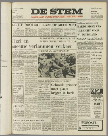 de Stem 1969-12-22