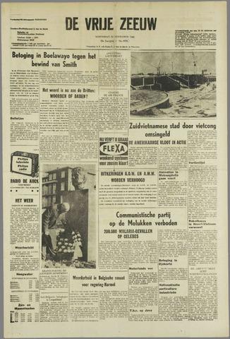 de Vrije Zeeuw 1965-11-24