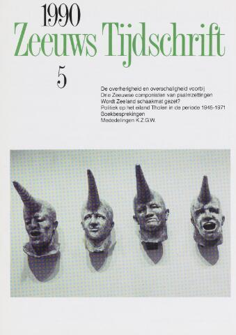 Zeeuws Tijdschrift 1990-09-01