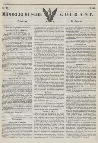 Middelburgsche Courant 1866-01-20