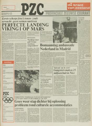 Provinciale Zeeuwse Courant 1976-07-21