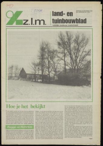 Zeeuwsch landbouwblad ... ZLM land- en tuinbouwblad 1981-12-22