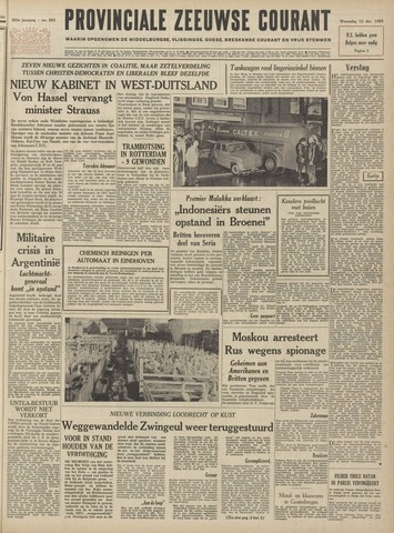 Provinciale Zeeuwse Courant 1962-12-12