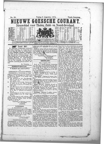 Nieuwe Goessche Courant 1875-08-06