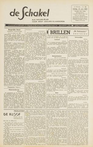 De Schakel 1963-06-14