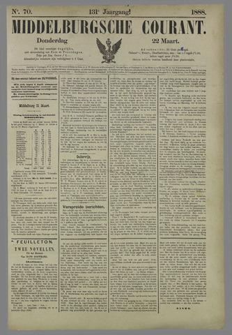 Middelburgsche Courant 1888-03-22