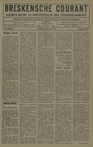 Breskensche Courant 1925-09-26