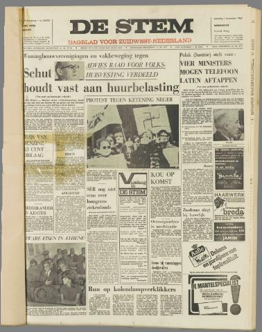 de Stem 1969-11-01
