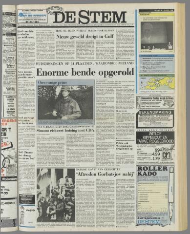 de Stem 1991-04-10