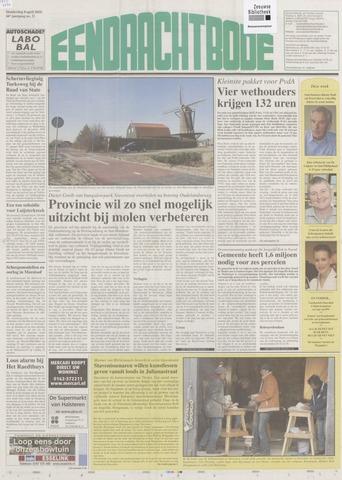 Eendrachtbode (1945-heden)/Mededeelingenblad voor het eiland Tholen (1944/45) 2010-04-08