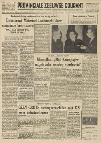 Provinciale Zeeuwse Courant 1959-02-28