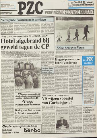 Provinciale Zeeuwse Courant 1986-04-01