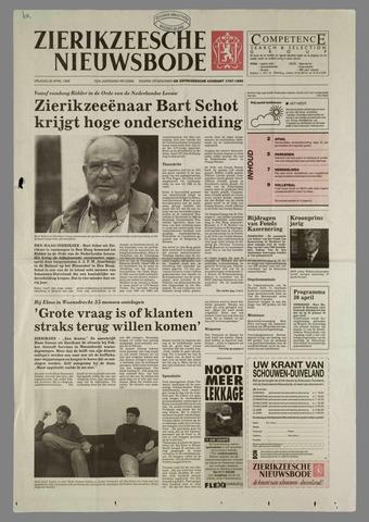 Zierikzeesche Nieuwsbode 1996-04-26