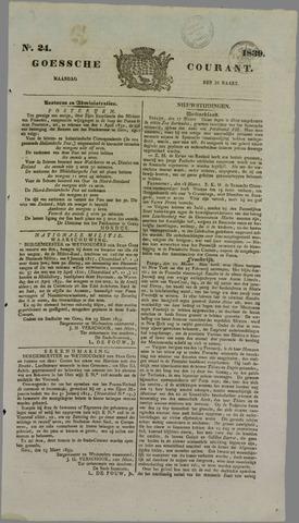 Goessche Courant 1839-03-25