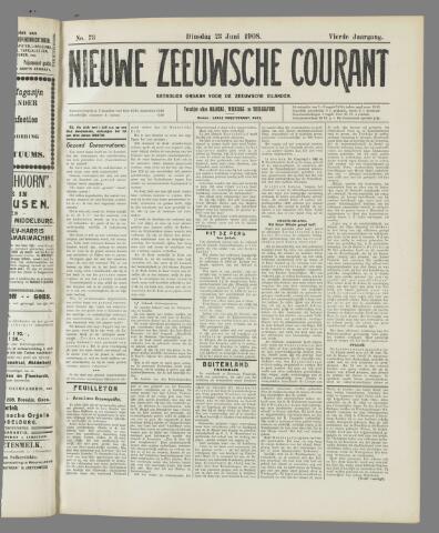 Nieuwe Zeeuwsche Courant 1908-06-23