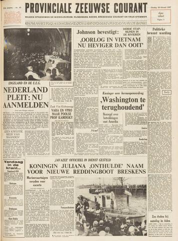 Provinciale Zeeuwse Courant 1967-02-28
