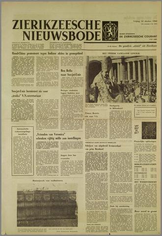 Zierikzeesche Nieuwsbode 1962-10-12