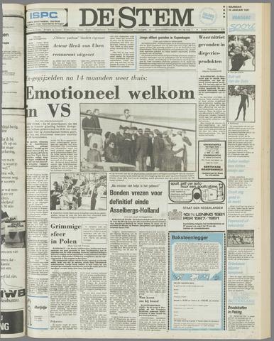 de Stem 1981-01-26
